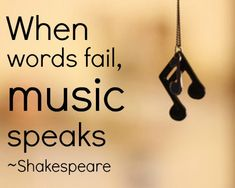 William Shakespeare quotes: When Words fail, Music Speaks ~ By William Shakespeare… William Shakespeare, Citation Shakespeare, Shakespeare Life, Shakespeare Quotes Tattoos, The Words, I Love Music, Music Is Life, Soul Music, Music Happy