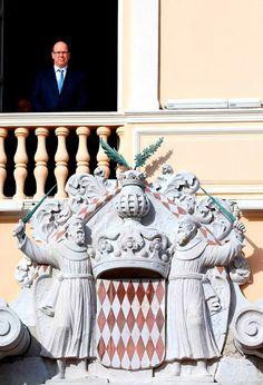 Принц Монако Альберт II