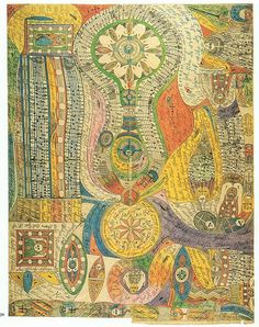 The art of Adolf Wolfli