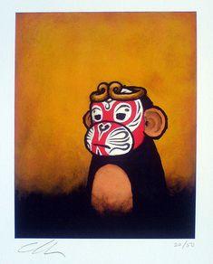 Luke Chueh's the Monkey King