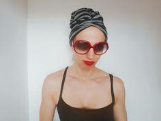 Sunkoplet turban