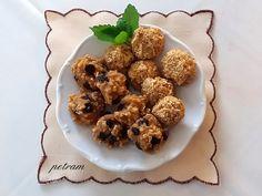 Jahlove susenky s gofiem (GF Millet Cookies; czech language)