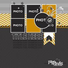 Page Drafts - 5 photos
