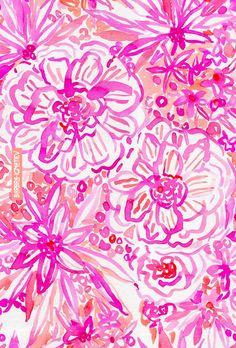 BOOM CLAP Barbarian print #floral #pink #tropical #beachvibes