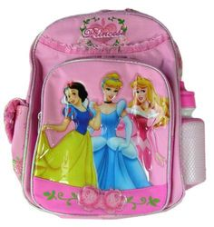 Disney Princess kids size backpack - Princess