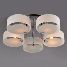 $99 LightInTheBox Acrylic Chandelier with 9 lights, Flush Mount ...