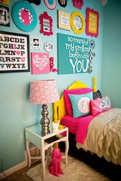 10 Wonderful Girl Rooms | Home Design And Interior