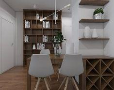 GOOD VIBES ONLY - Salon, styl skandynawski - zdjęcie od UTOO- pracownia architektury wnętrz i krajobrazu - homebook
