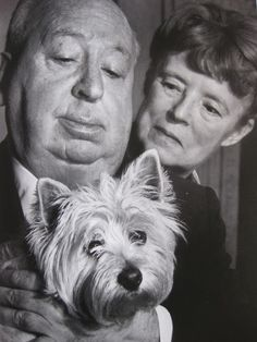 Hitchcock had a Westie too!