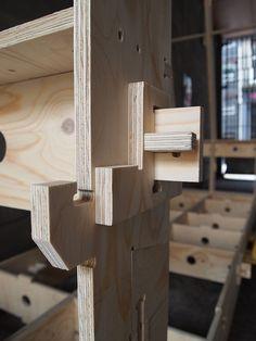 Wikihouse making at MAKLab - Day 2 | Flickr - Photo Sharing!