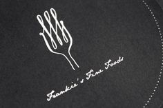 Frankie's Fine Foods by Yerevan Dilanchian, via Behance