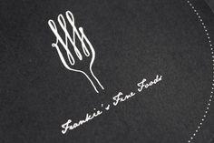 Frankie's Fine Foods by Yerevan Dilanchian awesome #logo