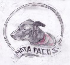 Negro Matapacos - Chile. Baby Love, Chile, Dogs, Socialism, Graphic Art, Black People, Chili Powder, Doggies, Chili