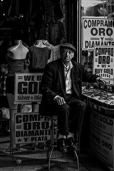 Surrounded by Gold by Rinzi Ruiz [street zen], via Flickr
