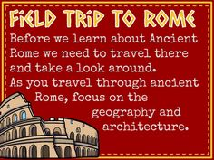Free!!!!!!!   Use Google Maps to Explore Rome.  Free map activity and processing activity!