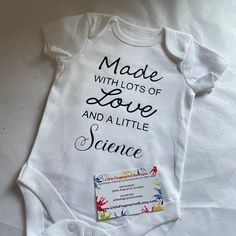 Celebrating the arrival of this special occasion with a personalised gift created just for you. Handmade Clothes, Handmade Items, Stand Up For Yourself, Baby Grows, Personalized Baby, Baby Bodysuit, Baby Shower Gifts, Collaboration, Your Design