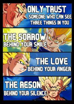 vegeta speaks the truth Goku Quotes, Dbz Memes, Vegeta And Bulma, Werewolf Art, Hummer H2, Warrior Quotes, Writing Characters, Saitama, Dragon Ball Z