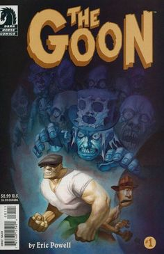 Cover for The Goon (Dark Horse, 2003 series) #1