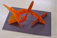 Alexander Calder's Stabile project.