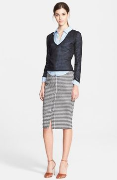 Free shipping and returns on Altuzarra Sweater, Shirt & Skirt at Nordstrom.com.