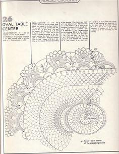 Magic Crochet nº 05 - leila tkd - Album Web Picasa