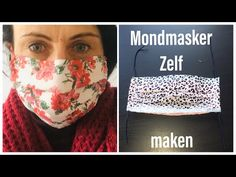 how to make a mouth mask Diy Mask, Hacks Diy, Diy Projects To Try, Fabric Crafts, Sewing Patterns, Creations, How To Make, Handmade, Wellness