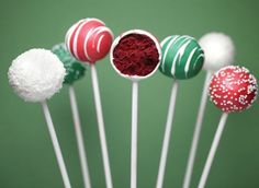Learn how to make cake pops with our step-by-step guide, then experiment with decorating them for any occasion. Here, Bakerella shows us how...