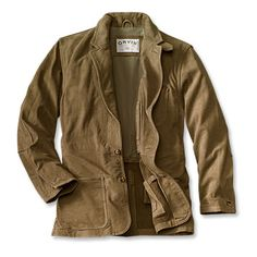 """Orvis is a goldmine for tricking my fiance into looking put-together. """"But, Sweetheart, this jacket is made by a fly-fishing company. It's rugged!"""""""