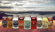 Award-Winning #moonshine | Sugarlands Distilling Company #gatlinburg #moonshine