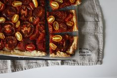 Чадейка - Томатный пирог