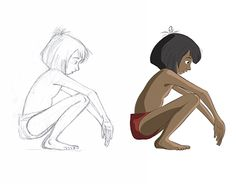 "Check out new work on my @Behance portfolio: ""The Jungle Book"" http://be.net/gallery/34932849/The-Jungle-Book"