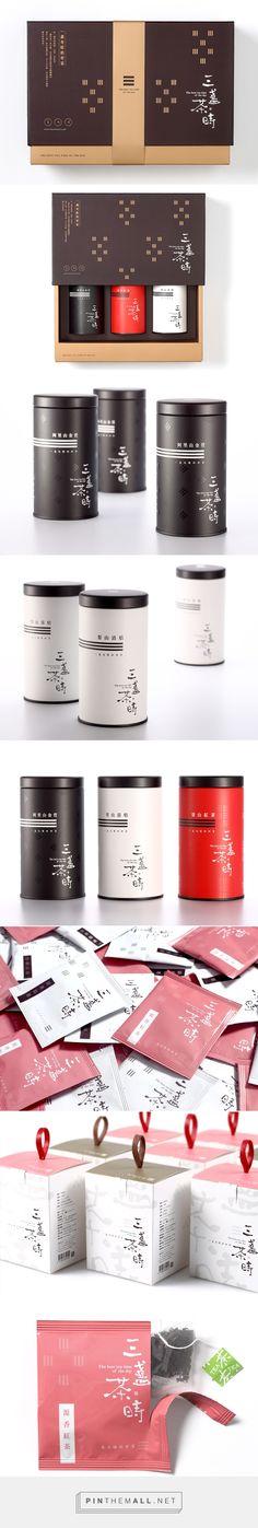 三盞茶時|存在設計 @ Design Group curated by Packaging Diva PD. The Best Tea Time Of The Day.