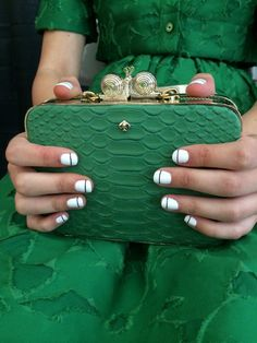 Love everything about this Kate Spade look from NYFW.