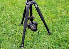 How to set up a tripod for any type of shot: ground-level