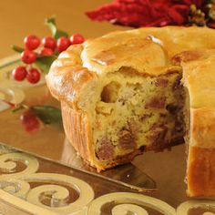 Southern Italians make Torta Rustica traditionally at Easter, though it is a glorious treat throughout the year. The flavor is exceptional.
