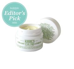 Ban those puffy red bags from under your eyes with this natural avocado eye treatment from @kiehlsSince1851. #BabbleEditorPicks