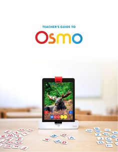 Teacher's guide to going above and beyond with your Osmo