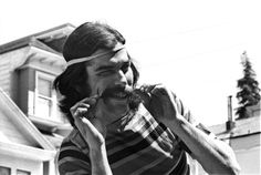 """Drummer Mickey Hart of the rock band """"The Grateful Dead"""" shows off his moustache in 1969 in San Francisco, California. ((Photo by Malcolm Lubliner) Grateful Dead Shows, John Perry Barlow, Phil Lesh And Friends, Mickey Hart, Jerry Garcia Band, Dead Pictures, Bob Weir, Dead And Company"""