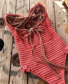 PDF-file Crochet PATTERN for Ariella Brazilian Swimsuit | Etsy