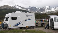 Camping in Style with an RV Trailer
