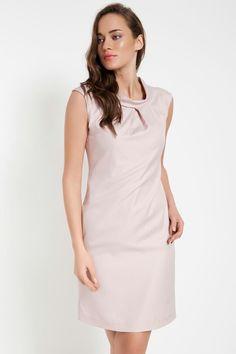 dresscodex cotton pink dress www.lidyana.com