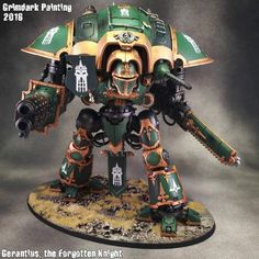 Imperial Knight, Space Marine, Warhammer 40k, Knights, Marines, Master Chief, Concept Art, Vehicle, Gaming