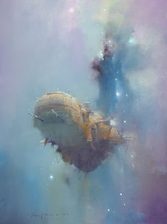 70s Sci-Fi Art: crossconnectmag: John Harris born 1948...