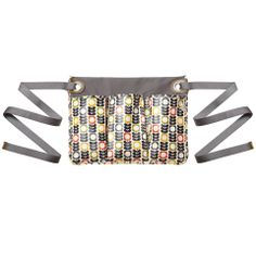 Orla Kiely: Laminated garden apron with Big Summer Flower print and two pockets to front. Wipe with a damp cloth. Garden Tool Bag, Garden Tools, Compost Bucket, Gardening Apron, Tool Sheds, Tool Belt, Orla Kiely, Garden Shop, Summer Flowers