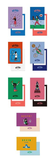 poscard wall decor for dining room area - Dining Room Decor Book Design, Cover Design, Layout Design, Print Design, Design Art, Typography Design, Branding Design, Games Design, Name Card Design