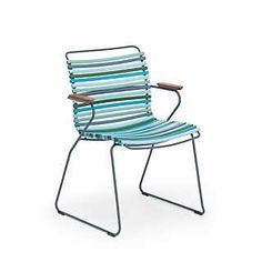 Armlehnstuhl Click    Stühle, Hocker