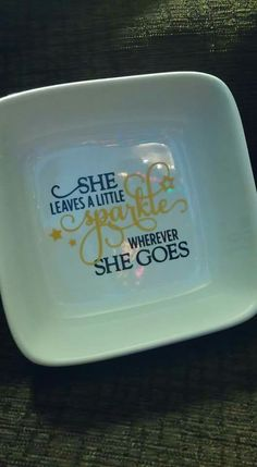 I Love This Wifey For Lifey Ring Dish Use Adhesive Sign Vinyl To Make Yours Would Also Be