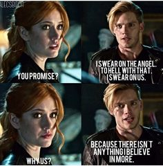 One of my favorite quotes from the books Shadowhunters Tv Show, Shadowhunters The Mortal Instruments, Movie Quotes, Book Quotes, Clary Et Jace, Immortal Instruments, Cassandra Clare Books, Jace Wayland, Clace