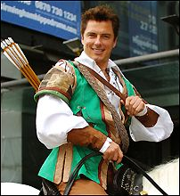 John Barrowman in Robin Hood — The Pantomime Adventure - Read more…