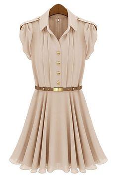 darling pleated dress